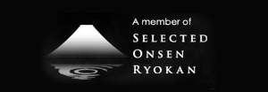 A member of SELECTED ONSEN RYOKAN